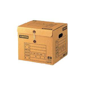 (まとめ) ゼネラル イージーストックケース 段ボール製 文書保存箱 SCH-102 1個入 【×5セット】