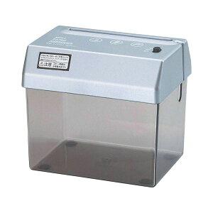 レターオープナー付電動シュレッダー(USBケーブル付) K90510238