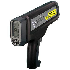 A&D(エーアンドデイ)電子計測機器 高温測定用 放射温度計(レーザーマーカーつき)AD-5618【代引不可】