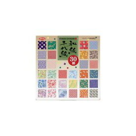 (まとめ) ショウワグリム 和紙千代紙 30柄150枚 23-1999【×10セット】