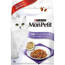 (まとめ)ネスレ MPリュクスバッグフィッシュブレンド600g 【猫用・フード】【ペット用品】【×12セット】