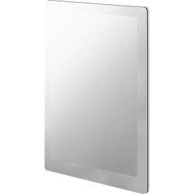樹脂製ミラー/風呂鏡 【マグネット設置】 くもり止め ホワイト バス用品 シンプル RAXE ラックスMG
