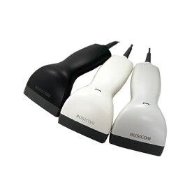 (まとめ)ビジコム バーコードリーダー2アレンジCCD USB ブラック BC-BR900L-B 1台【×3セット】
