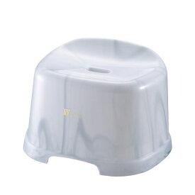 (まとめ) 大理石調 風呂椅子/バスチェア 【グレー】 幅37.7cm 腰かけ DX 『バスカTR』 【×16個セット】
