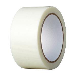 (まとめ)寺岡製作所 養生テープ 50mm×25m 透明 TO4100T-25 1巻 【×10セット】