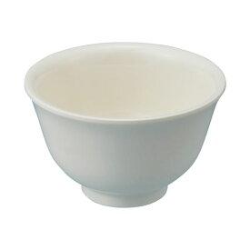 (まとめ)関東プラスチック工業 メラミン湯呑 アイボリー 10個セット【×2セット】