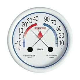 (まとめ) タニタ 食中毒注意ゾーン付温湿度計 WH5488【×5セット】