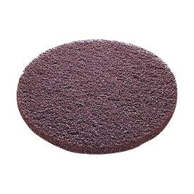 山崎産業 コンドル(ポリシャー用パッド)51ラインフロアパッド13茶(剥離用) E-17-13-BR 1パック(5枚)