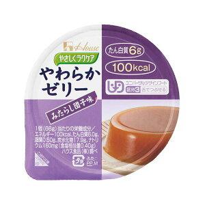 (まとめ) ハウス食品 やわらかプリン みたらし団子味(48入)【×3セット】