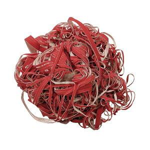 (まとめ)アサヒサンレッド 布たわし サンドクリーン 小 中目 赤 1個 【×5セット】