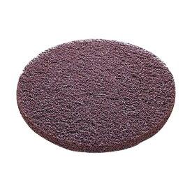 山崎産業(ポリシャー用パッド)51ラインフロアパッド9茶(剥離用) E-17-9-BR 1パック(5枚)