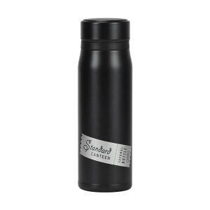 ベストコ ラベル ステンレスボトル 500ml ステンブラック【代引不可】