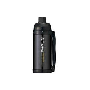 【20個セット】 魔法瓶構造 スポーツボトル/水筒 【保冷専用 ブラック】 1L 直飲みタイプ ハンドル付き 『アクティブボーイ2』
