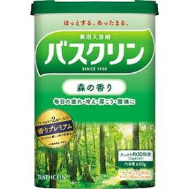 バスクリン 森の香り600g