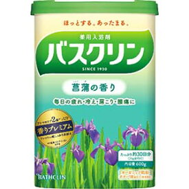 バスクリン 菖蒲の香り600g