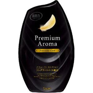 エステー お部屋の消臭力 PremiumAroma プレシャスクール 400ml