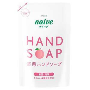 クラシエナイーブ薬用ハンドソープ桃の葉詰替用 200ml