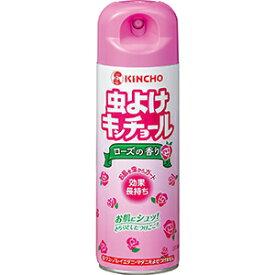 大日本除蟲菊 虫よけキンチョール ローズの香り 200ml