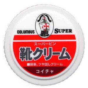 コロンブス スーパービン 濃い茶 靴クリーム 45G (1715-0413)