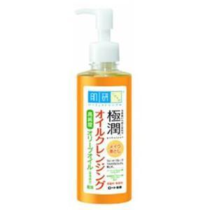 ロート製薬 肌研(ハダラボ) 極潤 オイルクレンジング200ml (2022-0204)