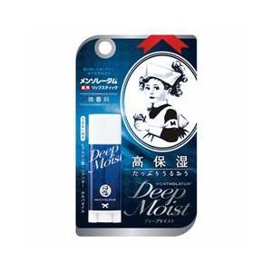 ロート製薬 メンソレータム ディープモイスト 無香料4.5g (1303-0301)