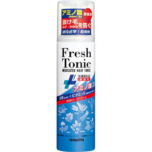 柳屋 薬用育毛フレッシュトニック スーパークール 無香料 190g (1319-0205)