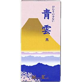 【取り寄せ】日本香堂青雲黒バラ詰110g(2004-0102)