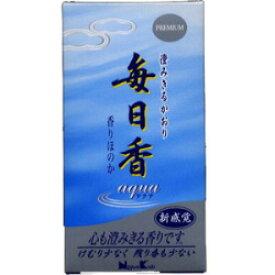 【取り寄せ】日本香堂毎日香アクアバラ詰約120g(1213-0301)