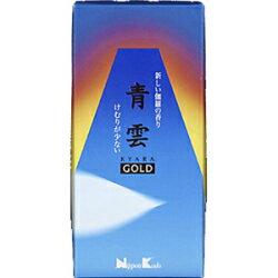 日本香堂 青雲 ゴールド バラ詰 約95g (1207-0405)