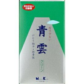 日本香堂 青雲 クリーン バラ詰 約130g (1209-0410)