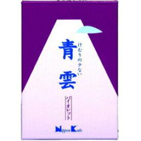 日本香堂 青雲 バイオレット 大型バラ詰 約265g (1208-0105)