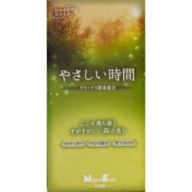 日本香堂 やさしい時間 すがすがしい森の香りバラ詰 約105g (1207-0406)