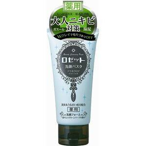 ロゼット ロゼット 洗顔パスタ アクネクリア 120g (2222-0405)