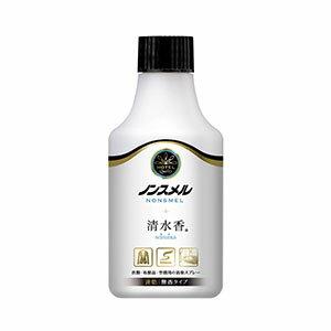 白元アース ノンスメル 清水香 衣類・布製品・空間用スプレー 無香 つけかえ 300ml (1520-0307)