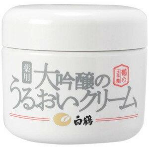 白鶴 薬用大吟醸のうるおいクリーム 90g (2102-0201)