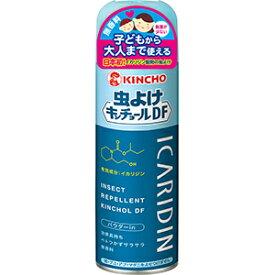 大日本除虫菊 虫よけキンチョール DF パウダーイン 無香料 200ml (1813-0206)