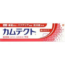アース製薬 カムテクト 歯ぐきケア薬用ハミガキ 115g