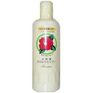 大島椿 オイルシャンプー 400ml (2007-0102)
