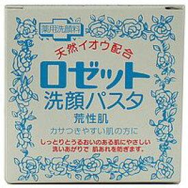 【取り寄せ】ロゼット洗顔パスタ荒性90g(2221-0205)