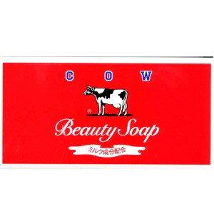 牛乳石鹸 赤箱 100gX3個 (0302-0203)