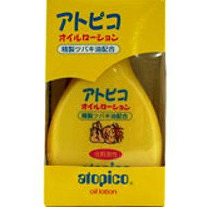 大島椿 アトピコ オイルローション 120ml (2209-0104)