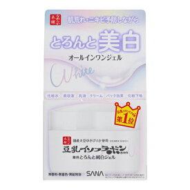 [常盤薬品]SANA(サナ) なめらか本舗 とろんと濃ジェル 薬用美白 N 100g