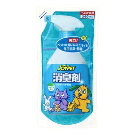 [アースペット]ジョイペット 液体消臭剤 詰替え 360ml