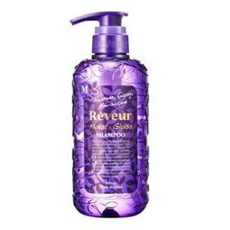 演講演講) 濕潤及光澤度矽膠免費洗髮水 500 毫升 レブール