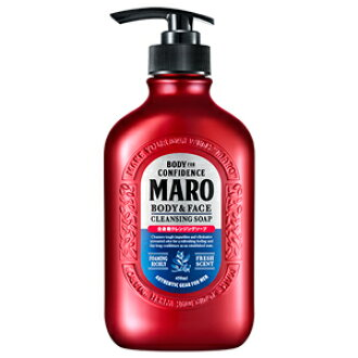 MARO for whole body cleansing SOAP 450 ml / body SOAP / male / man smell