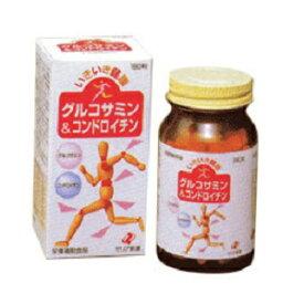 ★[ゼリア新薬]いきいき健康グルコサミン&コンドロイチン 180粒