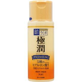 [ロート製薬]肌ラボ 極潤プレミアム ヒアルロン乳液 140mL