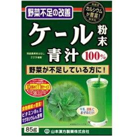 [山本漢方]ケール粉末100% 85g