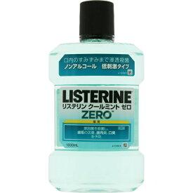 薬用リステリン クールミントゼロ 1000ml