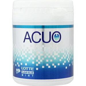 [ロッテ]ACUO(アクオ) クリアブルーミント ファミリーボトル 140g